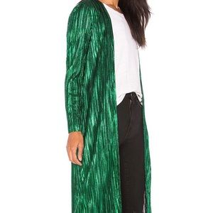 House of Harlow x Revolve Jodie Jacket Green